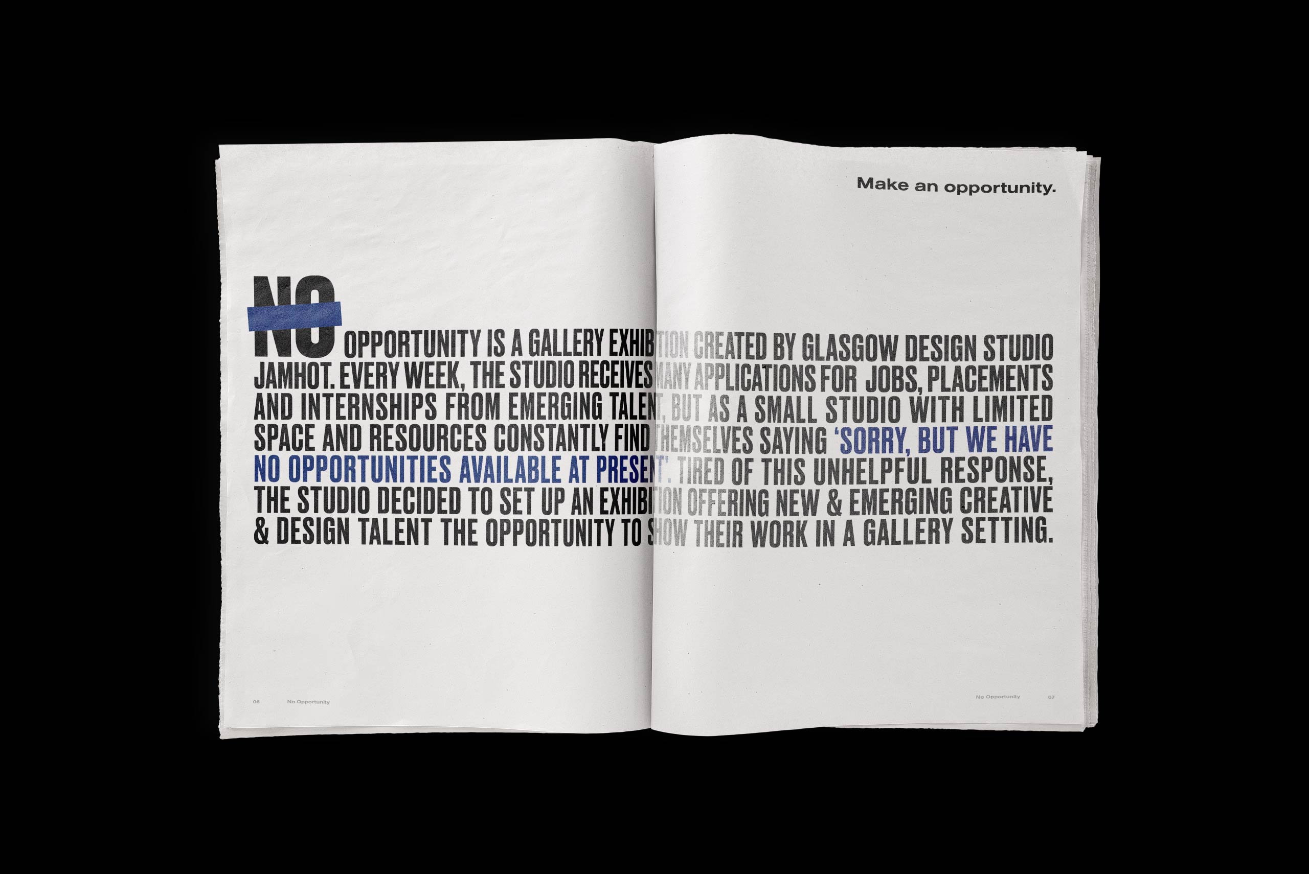 Studio Rollmo-No Opportunity6